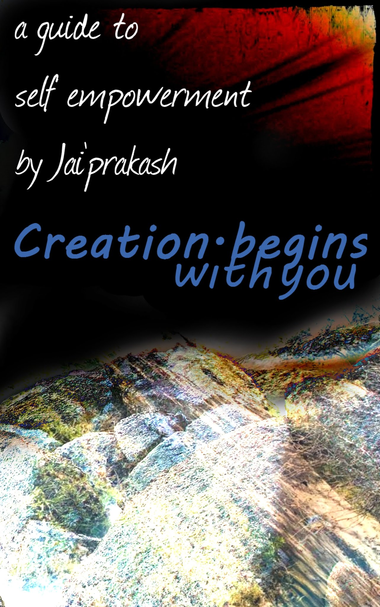 Creation.begins with you book cover